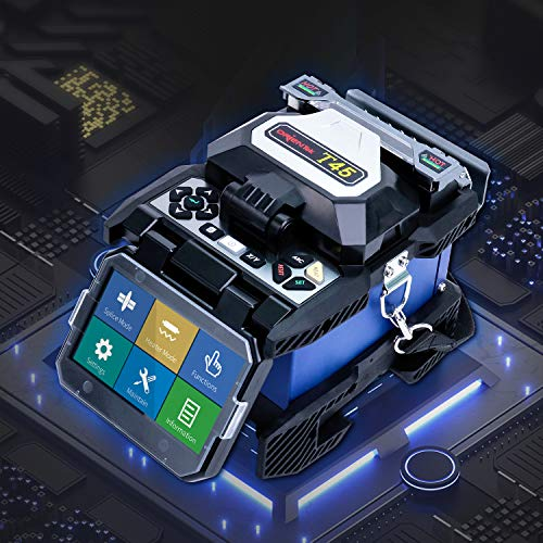 ORIENTEK T45 Fusion Splicer Core alignment Fiber Splicing Machine Fiber Optic Welding Machine