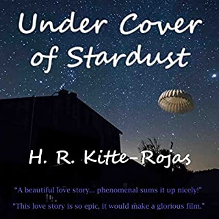 Under Cover of Stardust audiobook cover art