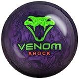 Motiv Venom Shock Pearl Bowling Ball Purple Pearl/Green/Orange,
