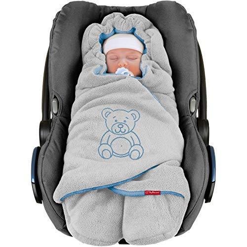 ByBoom Baby Winter-Einschlagdecke