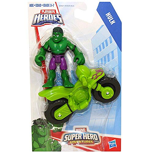 Playskool Heros Hulk