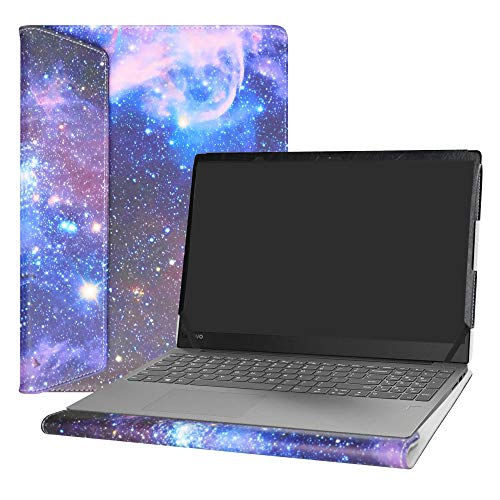 """Alapmk Protective Case for 15.6"""" Lenovo ideapad 330s 15 330s-15IKB/ideapad 530s 15 530S-15IKB/ideapad S540 15 S540-15IWL/ideapad S340 15 S340-15IWL Laptop(Note:Not fit ideapad 330/520),Galaxy"""