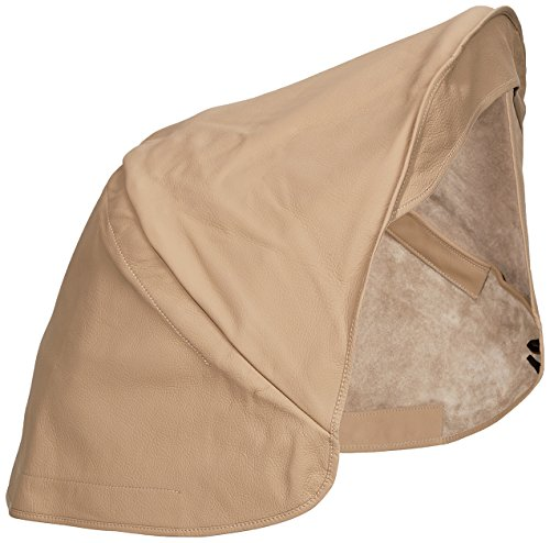 Babies Deluxe 52 cuir Sun Canopy Bugaboo Taupe