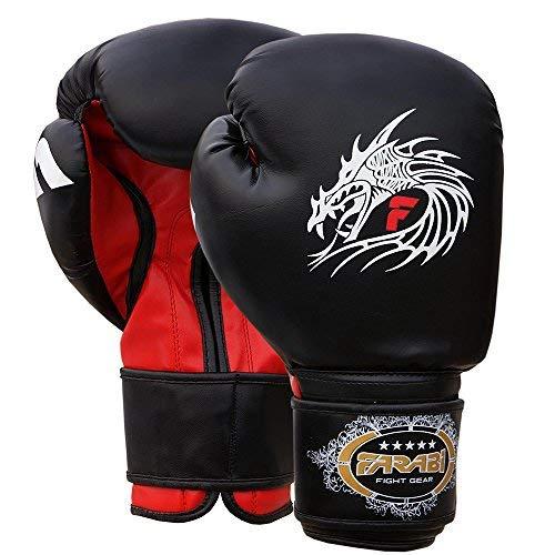Farabi Sports Guantes de Boxeo para Entrenamiento de Artes