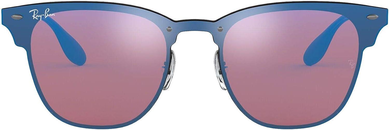 Ray-Ban Montures de lunettes Mixte Noir (Demi Glos Black)