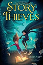 Story Thieves by James Riley (2015-01-20)