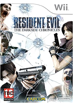 RESIDENT EVIL, The Darkside Chronicles