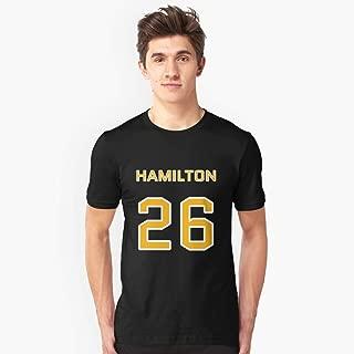 Hamilton Football (I) Tshirt ajusté.