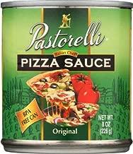 Pastorelli Pizza Sauce, Original, Italian chef, 8 oz ( Pack of 6)
