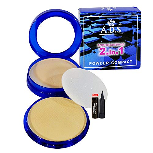 ADS 2 in 1 Compact Powder with Kajal