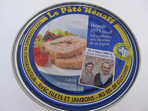 Le Pate Henaff Pastete mit Filets und Schinken 260 g - AUS FRANKREICH