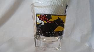 Kentucky Derby Festival 1998 Shot Glass, Shot Glass, Aprox 2 1/4