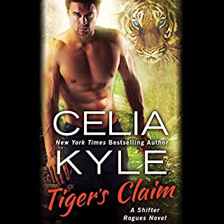 Tiger's Claim audiobook cover art