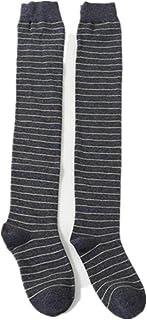 Calcetines Hasta La Rodilla Mujer Invierno De Algodón De Calcetines Ropa festiva Botas Largas Calcetines Térmicos Calcetines Gruesos Muslo Calcetines Altos Y Elásticos Clásico Clásico Cómodo