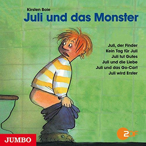 Juli und das Monster Titelbild
