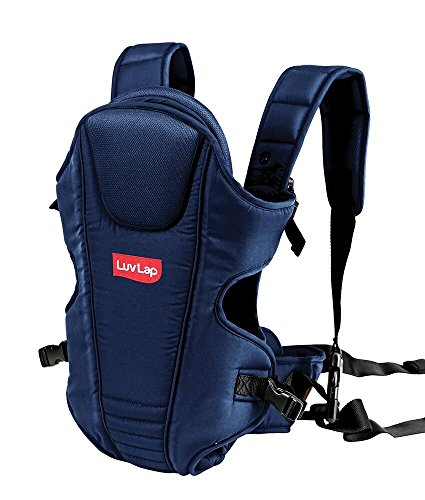 Luvlap Baby Carrier Galaxy (Blue)