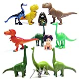 Useful New Chic The Good Dinosaur 12 PCS Action Figures Toys Kids Gifts Arlo Spot Budda Ramsey Accent