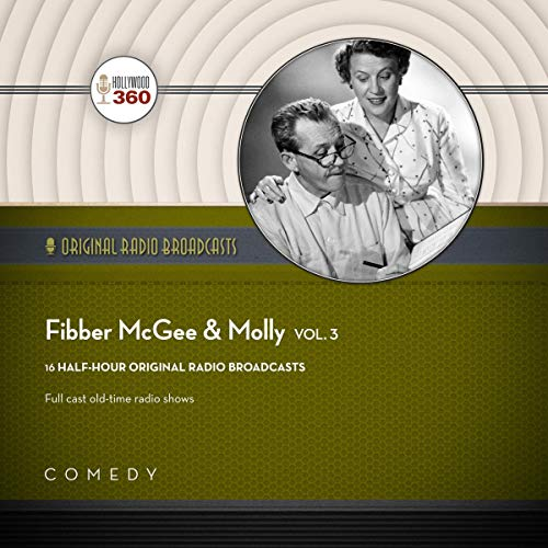 Couverture de Fibber McGee & Molly, Vol. 3