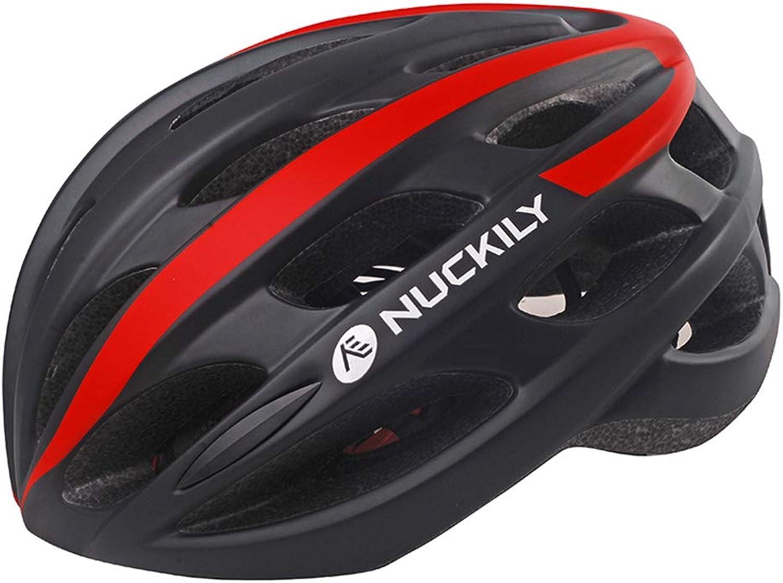 Bicycle Helmet Adjustable Sports Cycling Helmet Lightweight Bicycle Helmet Suitable for Adult Male and Female Teenagers