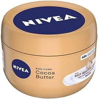 NIVEA Body Cream, Cocoa Butter, For Dry Skin, 250 ml