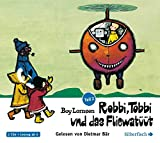 Robbi, Tobbi und das Fliewatüüt, Teil 2. Vom Nordpol bis Loch Ness (2 CDs)