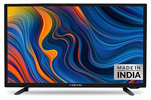 Kevin 80 cm (32 Inches) HD Ready LED TV K56U912 (Black) (2021 Model)