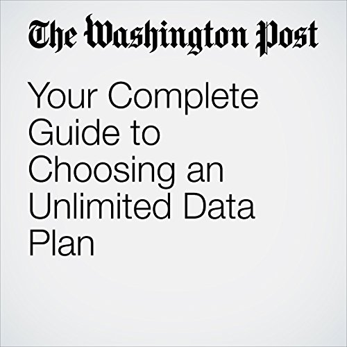 Your Complete Guide to Choosing an Unlimited Data Plan copertina
