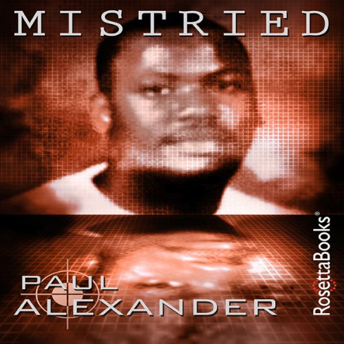 Mistried audiobook cover art