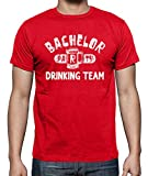 Funchious Bachelor Party Drinking Team, Stag Guys Night Out Wedding Unisex T-Shirt