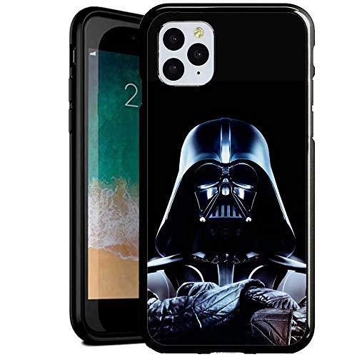 Compatible con iPhone 6 Plus/6s Plus Funda, Carcasa con patrón Diseño Bordes en Suave TPU Silicona Híbrida Tempered Vidrio para iPhone 6S Plus/iPhone 6 Plus (BGGB1700010)
