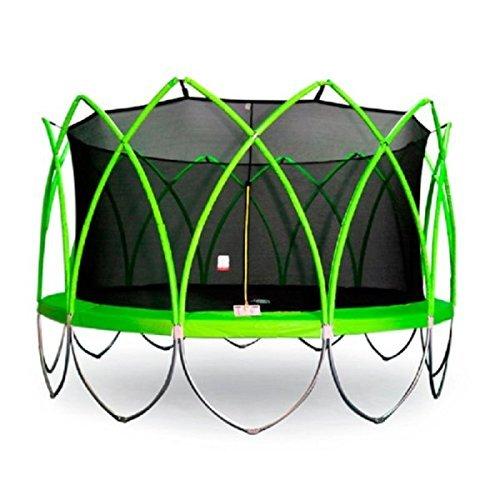 We R Sports Bouncextreme Spark Trampolino & Enclousure Rete di Sicurezza Scala Imbottitura trampolini