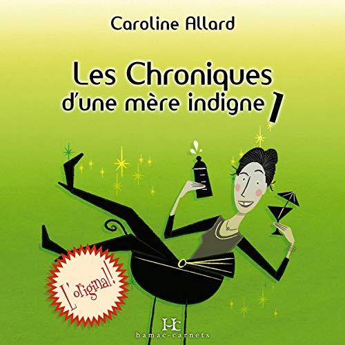 Les Chroniques d'une mère indigne [Chronicles of an Unworthy Mother] audiobook cover art
