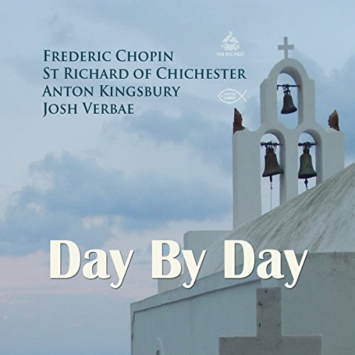 Day by Day audiobook cover art