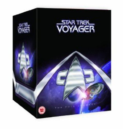 Produktbild Star Trek Voyager: The Complete Collection Komplette Serie Staffel 1-7 EU-Import mit Deutscher Tonspur!
