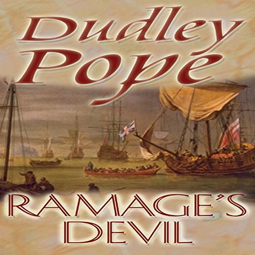 Ramage's Devil audiobook cover art