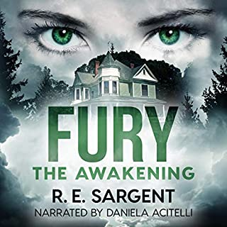 Fury: The Awakening audiobook cover art