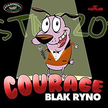 Courage (Popcaan Sting 2012 Dis)