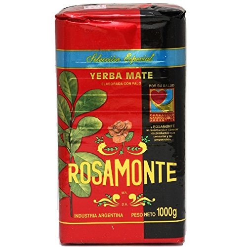 Rosamonte Special Selection Yerba Mate Tea