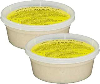 REAL African Shea Butter Pure Raw Unrefined From Ghana