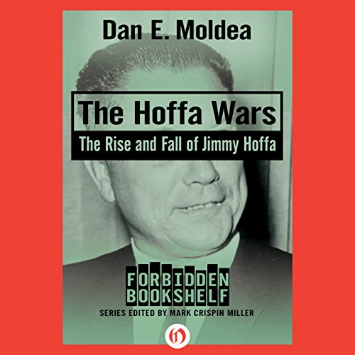 The Hoffa Wars audiobook cover art