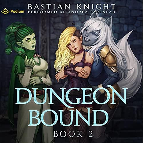 Dungeon Bound 2 cover art