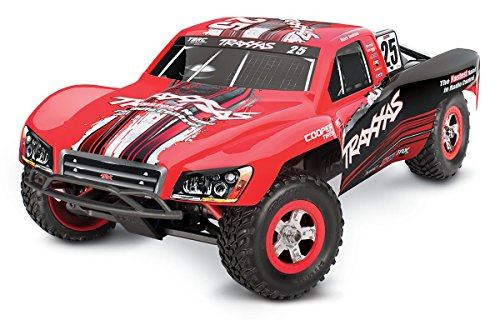 Traxxas Slash 4X4 #25 Mark Jenkins RTR 1/16 4WD Short-Course-Race-Truck Brushed