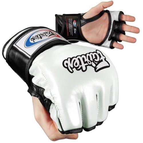 Ringside Fairtex último Combate MMA Guantes–Abierto Pulgar - FG19...