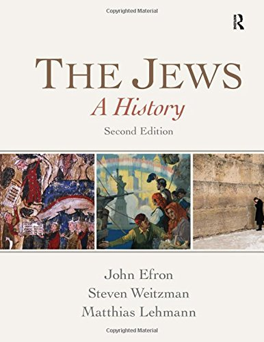 The Jews: A History (2nd Edition)