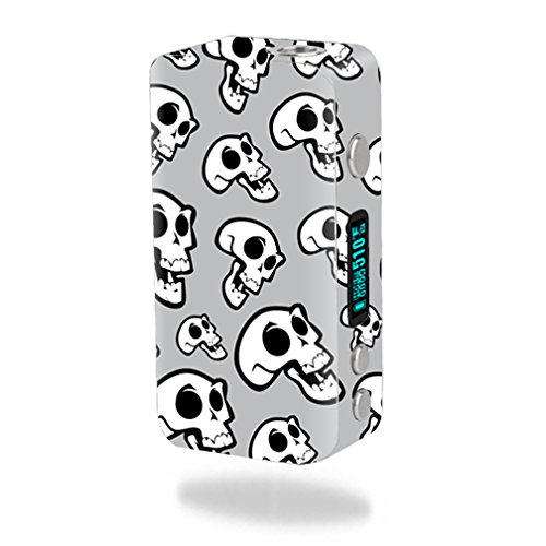MightySkins Skin Compatible with Smok Koopor Plus 200W – Laughing Skulls   Protective, Durable, and Unique Vinyl Decal wrap Cover   Easy to Apply, Remove, and Change Styles   Made in The USA