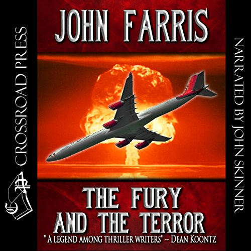 The Fury and the Terror audiobook cover art