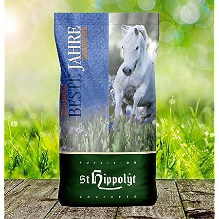 Hippolyt St Hesta Mix Müsli 20 Kg Futter für Spezialrassen und Barockpferde
