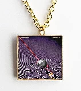 Mini Album Cover Art Necklace Tame Impala Currents