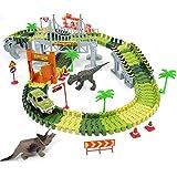 Dinosaur Toys Tracks Car Boy G...