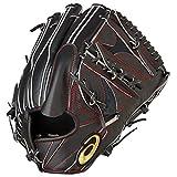 アシックス(asics) 野球 軟式用 大谷翔平選手モデル グローブ 投手用 グラブ サイズ8 ブラック 3121A510 ブラック サイズ8(30.0cm)